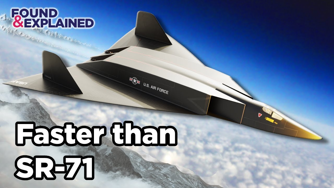 Better Than The SR-71 - The Never Built Convair Kingfish, FISH and Super Hustler