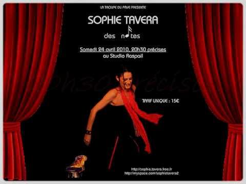 Sophie TAVERA Studio Raspail 24.04.2010.wmv