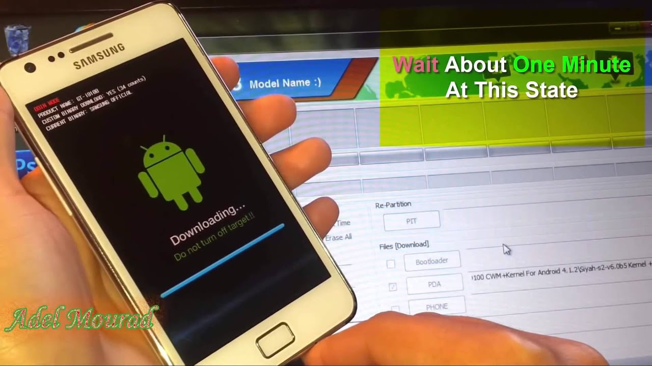 how to root samsung galaxy sii s2 gt i9100 android 4 1 2