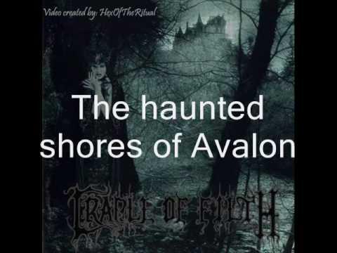 cradle of filth haunted shores