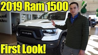2019 Ram 1500 Rebel Walkaround and First Look!