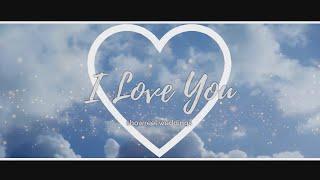 I Love You - Bande démo mariage