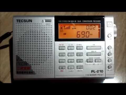 Rádio Difusora de Londrina 690 kHz - Mensagem de Encerramento