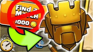 Clash of Clans – 'TITANS WITHOUT ATTACKING?!' Easiest Way to Reach Titans!! (CoC EPIC Titan Fails!!)