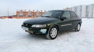 1998 Opel Vectra B. Огляд (інтер'єр, екстер'єр).