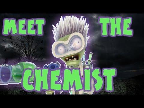 """""""CHEMIST OVERPOWERED!?"""" - PvZ Garden Warfare Gameplay - Super Rare New Scientist"""