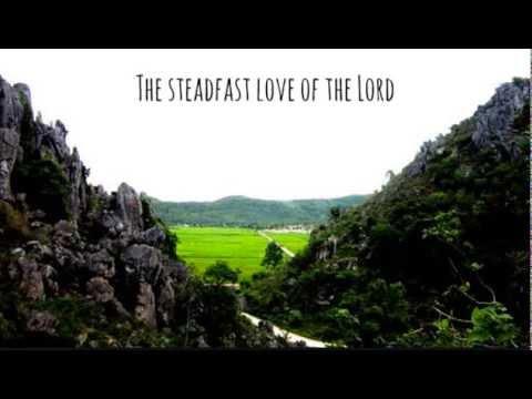 Steadfast Love Of The Lord (Lyrics) - Hillsong