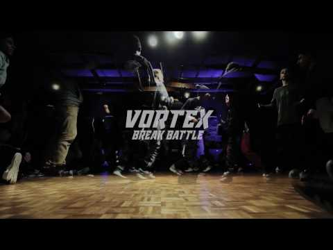 Kida, Speed-R, Brandon vs ZS Crew // Battle Vortex