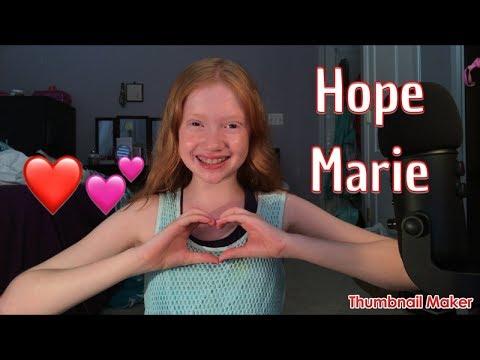 ASMR~ Hope Marie's Custom Video