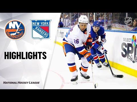 09/24/19 Condensed Game: Islanders @ Rangers
