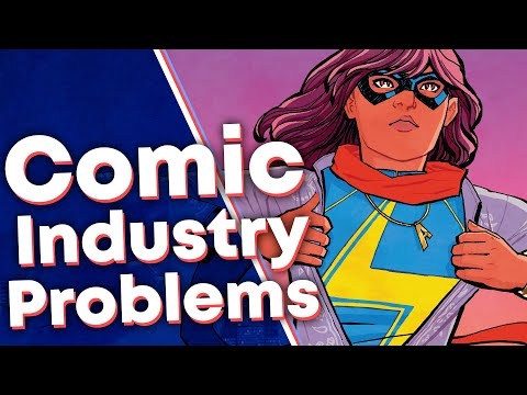 Problems With the Comic Book Industry