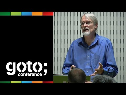 GOTO 2016 • Cluster Management at Google with Borg • John Wilkes