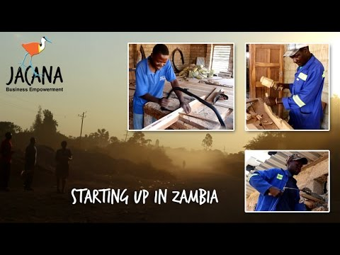 Jacana Business Empowerment Establishing the office in Zambia