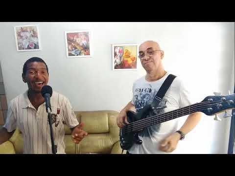 Armando Set acompanhando Lino  Oira
