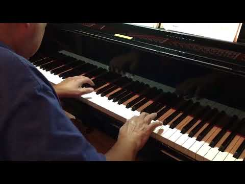 HOW DO YOU KEEP THE MUSIC PLAYING (by James Ingram and Patti Austin) for PIANO