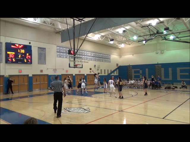 Game Highlights Girls' Varsity: Averill Park 65 vs Saratoga 70 (F)