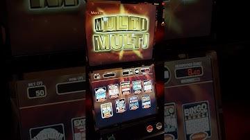Spielautomat Geldspielautomat Merkur Multi Multi