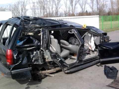 Chevy Crash - YouTube