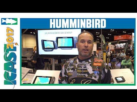 Humminbird Base Mapping on Helix Units with Brett Hite