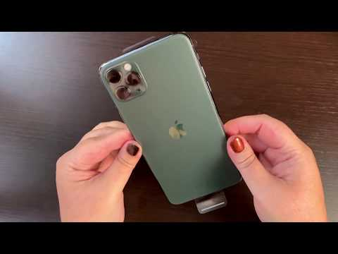 ASMR UNBOXING APPLE IPHONE 11 PRO MAX АСМР РАСПАКОВКА ПЕРВЫЕ ВПЕЧАТЛЕНИЯ