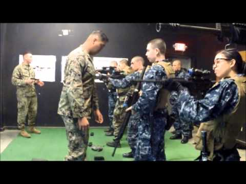 Advance Master At Arms Training