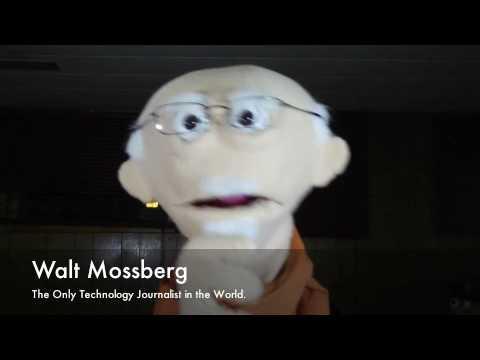 "Walt Mossberg: ""Bill Gates is Going to Destroy Apple!"""
