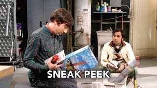 "The Big Bang Theory 11x04 Sneak Peek ""The Explosion Implosion"" (HD)"