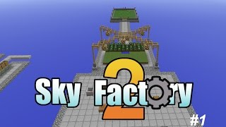 Sky Factory 2 (Modded Minecraft) - 07 - Magical crops
