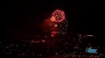 Sauer Feuerwerk Silvester am Tegernsee 31.12.2017