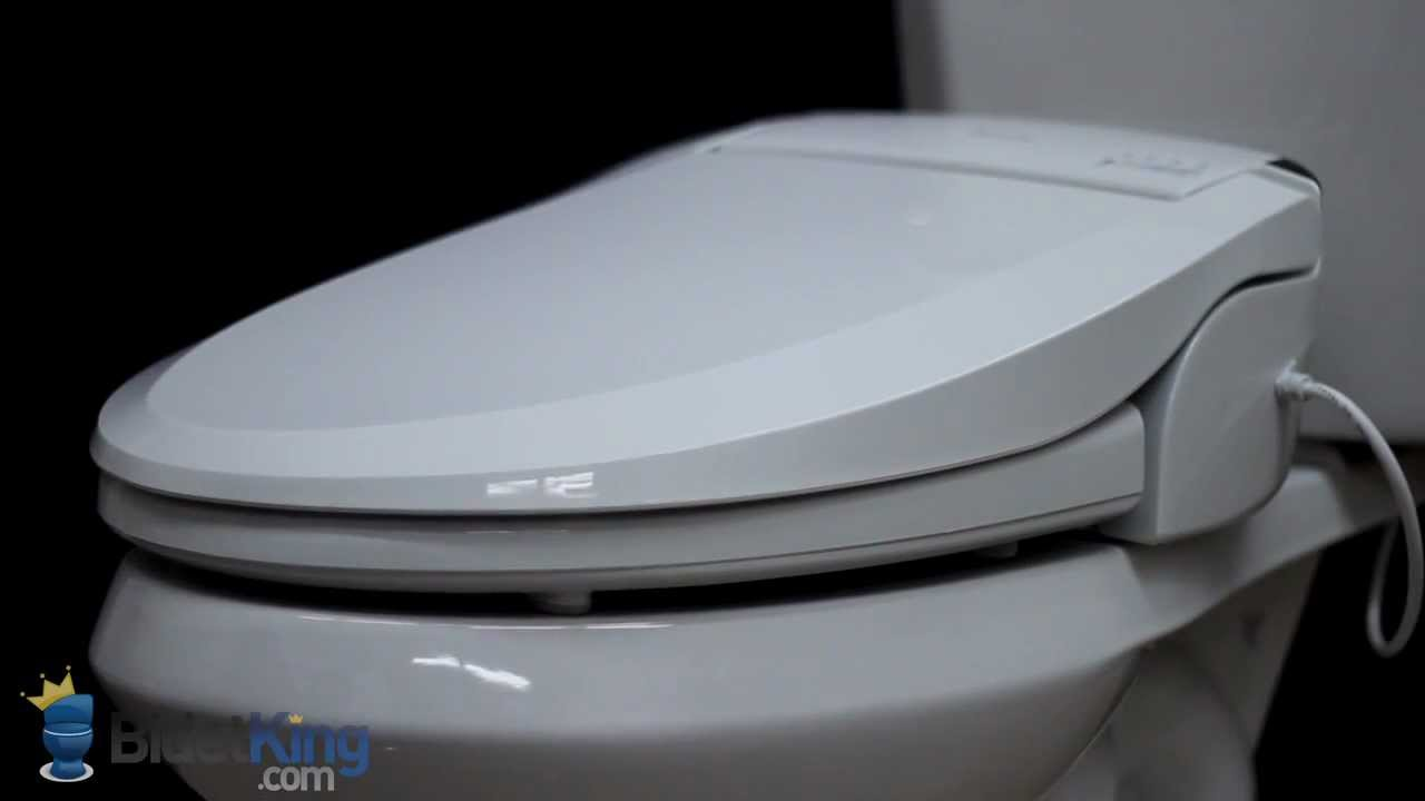 Blooming NB-R1060 Bidet Toilet Seat Review - BidetKing.com - YouTube