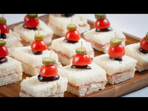 Canape for Canape sandwich
