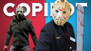 JASON GOES ON A RAMPAGE • COPILOT Friday the 13th Gameplay