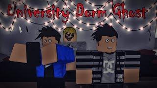 University Dorm Ghost ( Eine Roblox Horror Story )
