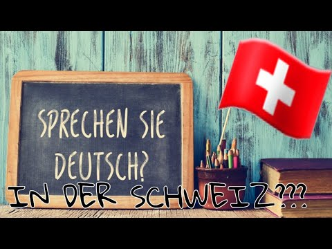 IMPARARE IL TEDESCO (in Der Schweiz)