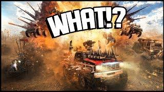 Crossout - Epic Or Trash? BEHEMOTH vs BEHEMOTHS! (Crossout Gameplay)