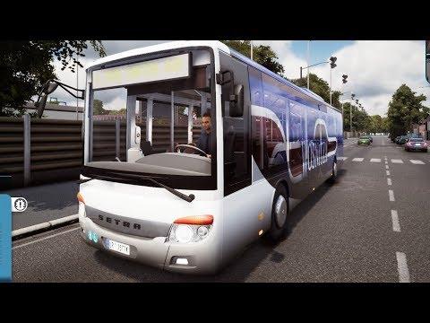 Bus Simulator 18 - Random Route |