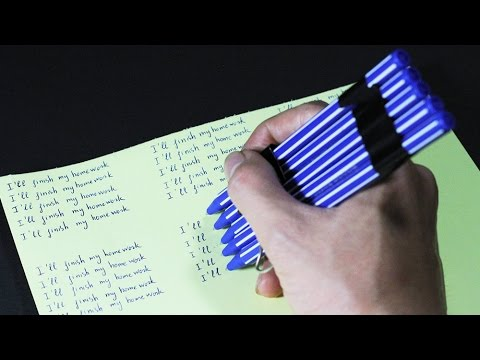 Thumbnail: 5 Life Hacks for Pen YOU SHOULD KNOW #3 - Make your style with Pen