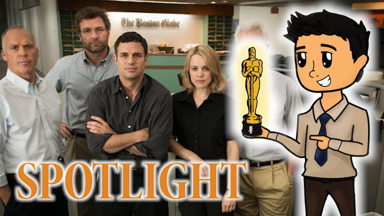 Spotlight Review | A Must Watch Film