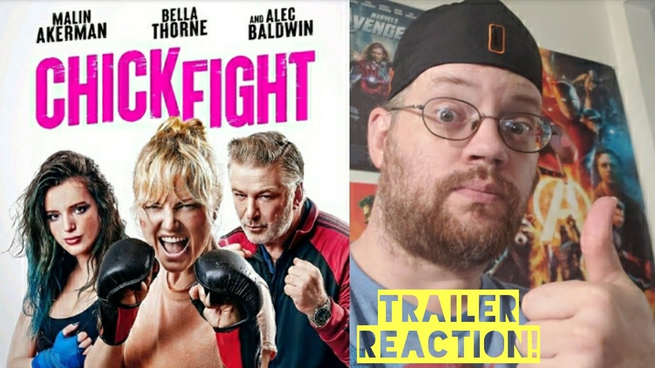 Chick Fight Trailer #1 (2020) | Movieclips Trailers - REACTION!!!