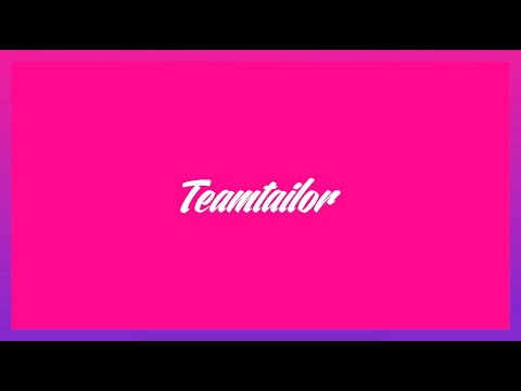 This is Teamtailor