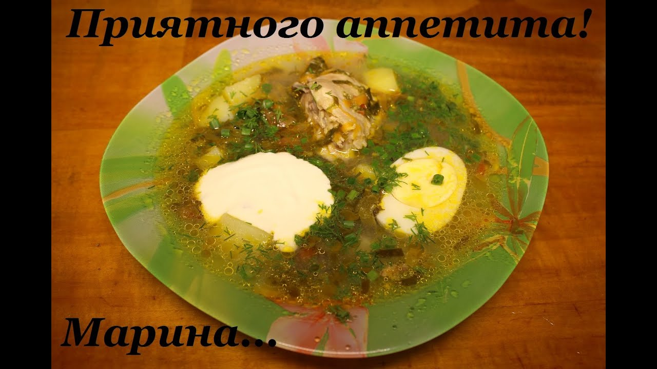 Рецепты рыбного супа с скумбрией