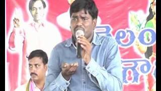 Rathi Bommallona Koluvaina Shivuda (song by Sai Chand) www.eTelangana.org