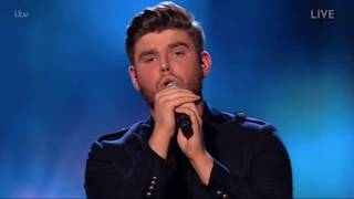 Lloyd Macey Brings His VELVET VOICE And Reminds Nicole of Spaghetti (?) | The X Factor UK 2017