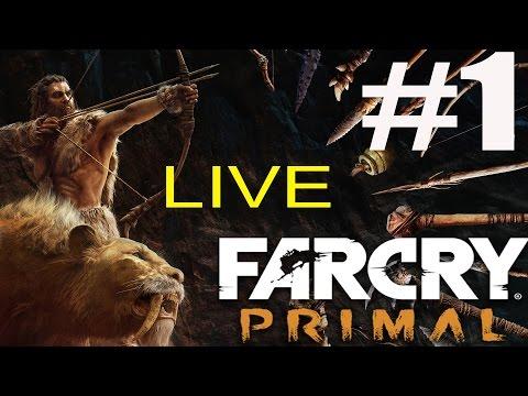 Far Cry Primal Live Stream (IN HINDI)