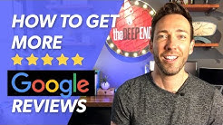 How to Get Google Reviews For My Business