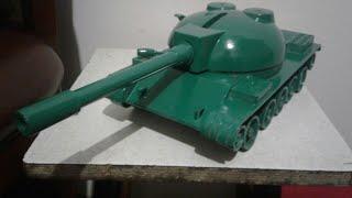 Великий алюмінієвий танк з СРСР