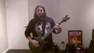 Hatebreed - Serve Your Masters (Guitar Cover)