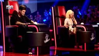 Fabian Sasu - No woman no cry (Bob Marley) - Vocea Romaniei 2014 - Auditii pe nevazute Ep. 3
