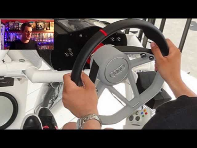 F1 2011 more shots and wheel news