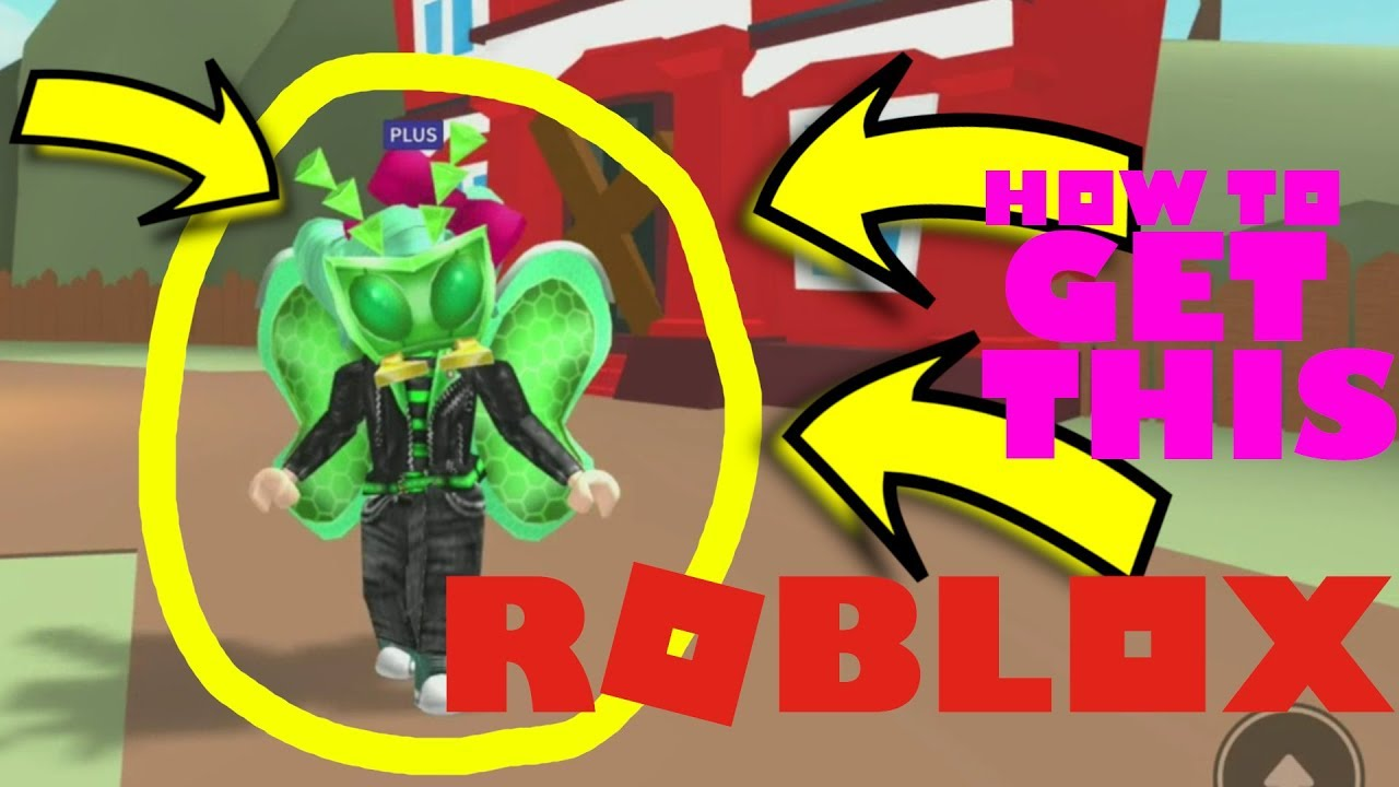 HOW TO GET THE *Exclusive* CICADA MASK AND WINGS (Roblox Chromebook Offer)